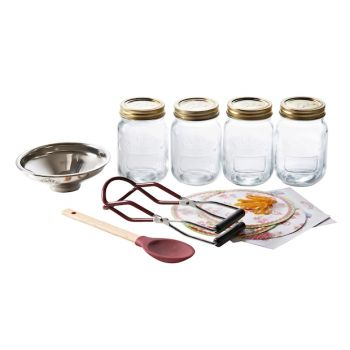 Kilner RAY-0025-360 10-Delige Inmaakset