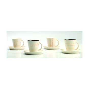 Thai Ceramic SNRF001 K+S Caffe 'Macchiato'