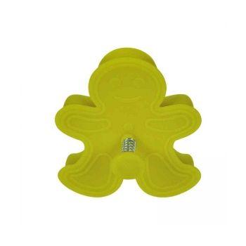 Point-Virgule PV-BAK-9337 Uitsteekvorm Uitdrukker Gingerbread Man