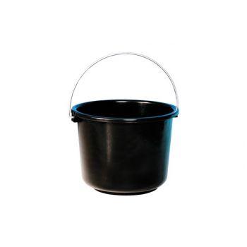 Curver Bouwemmer zwart 12L